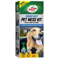 Turtle Wax - 50692 Power Out! Pet Mess Kit