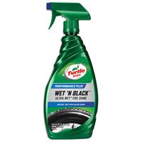 Turtle Wax - T217RA Performance Plus Wet 'n Black Ultra Wet Tire Shine