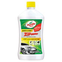 Turtle Wax - T75A Quick & Easy Zip Wax Car Wash & Wax